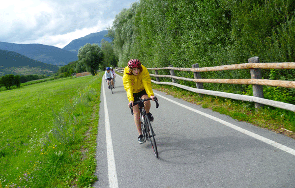 Bike tour Italy, bike paths in Italy