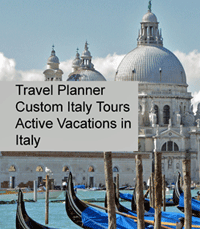 Travel Planner Italy