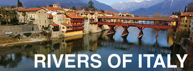 rivers of italy