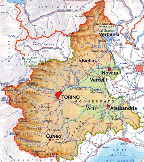piedmont-region-map