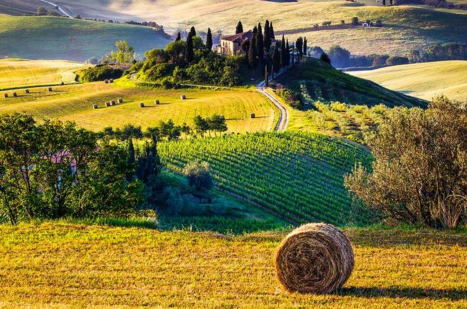 val d orcia tuscany