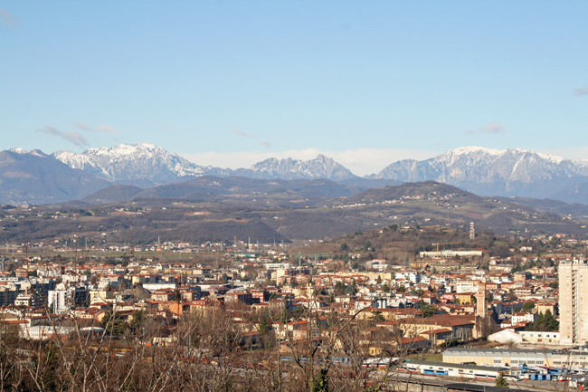 Vicenza Province Italy