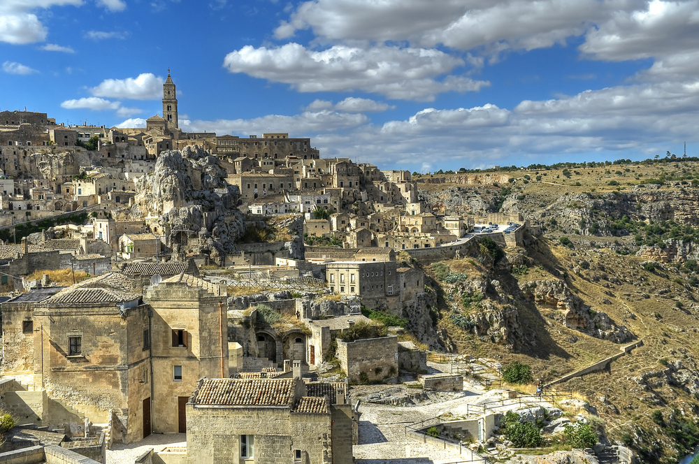 Travel Guide to Basilicata Italy, Sassi of Matera