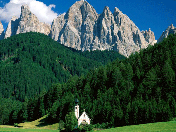 Bike Tour the Italian Dolomites