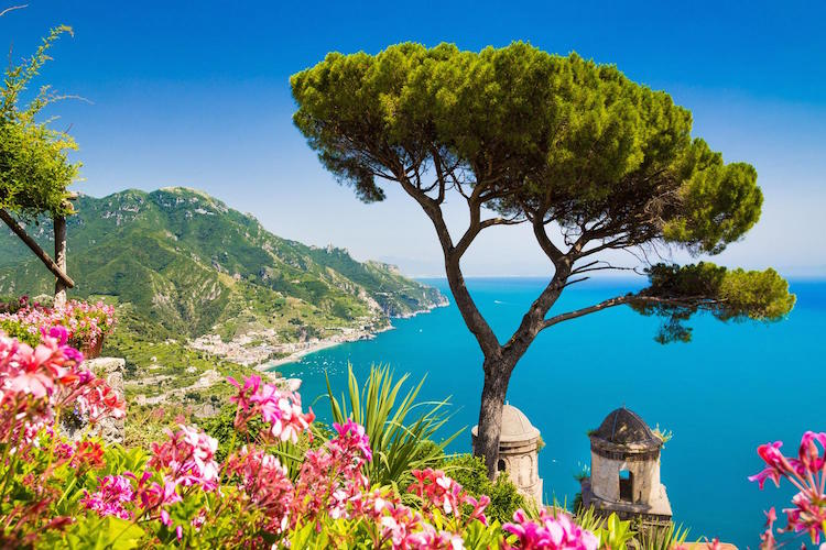 Hike the Amalfi