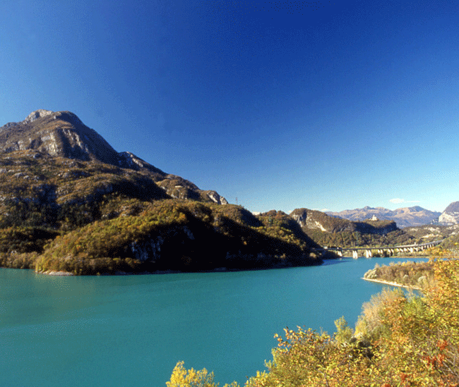 Lake Carnino, Friuli Venezia Region