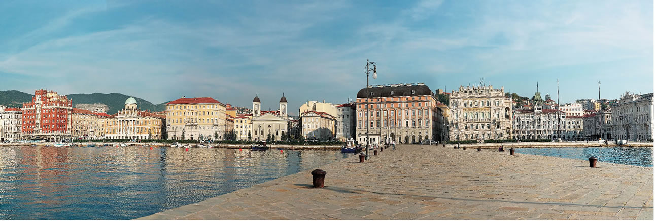 Trieste Province of Italy