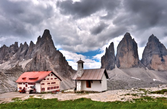 Mountain huts, Rifugio Guide for Italy