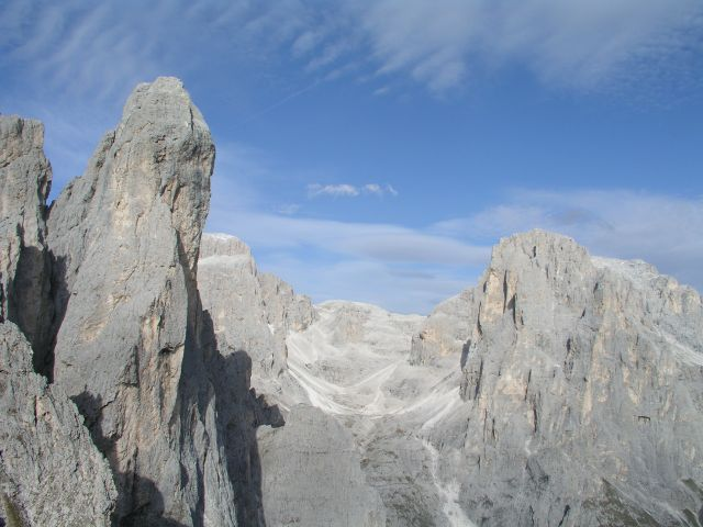 Hikeing Italy, Pale di San Martino