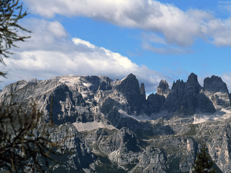 brenta mountains