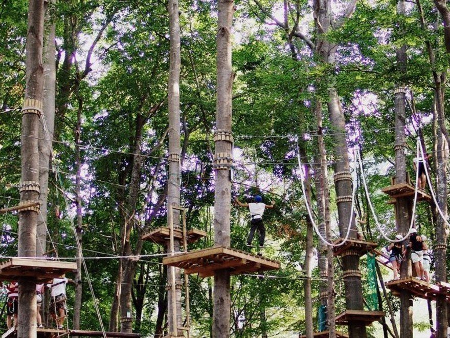 Adventure Parks in Italy