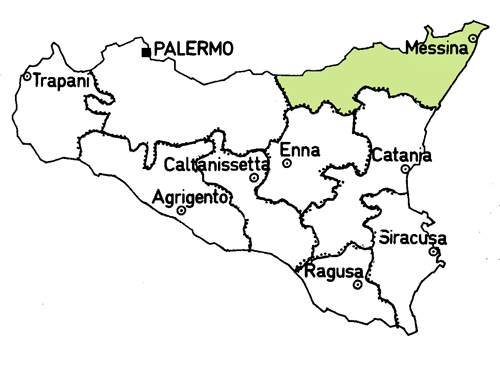 messina-province-map