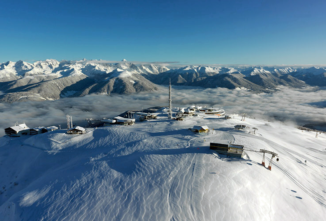 Plan de Corones ski resort photo