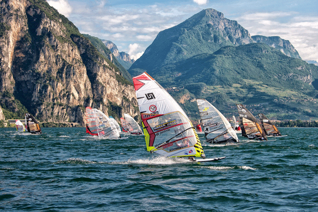 Windsurfing Guide Italy