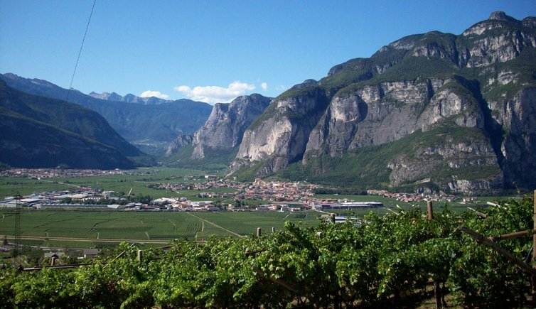 Bike touring Trento to Bolzano