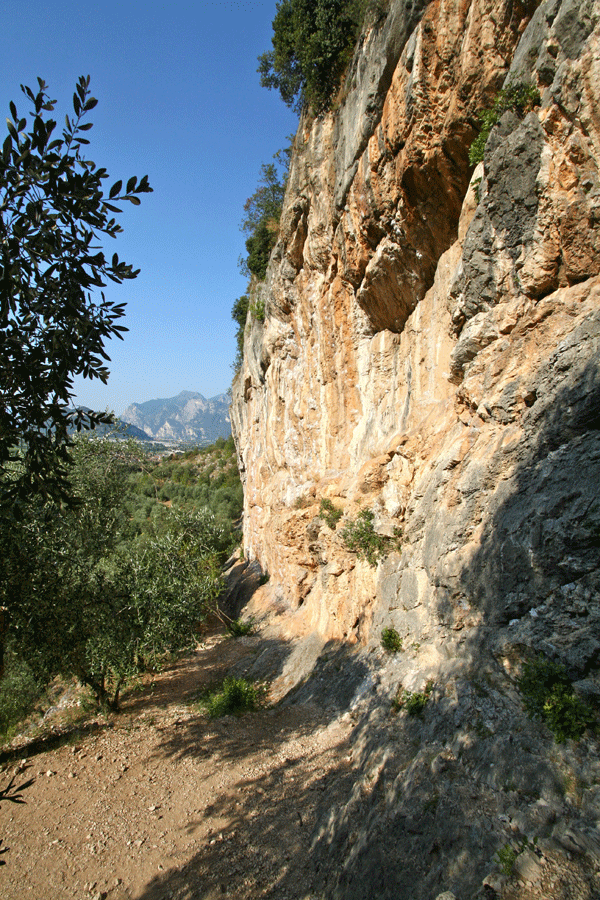 Massone Climbing Area, Arco