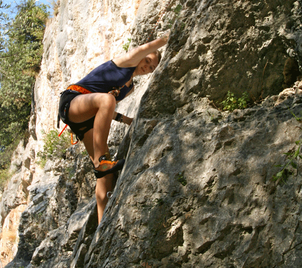Rock Climbing Arco Trento, Massone