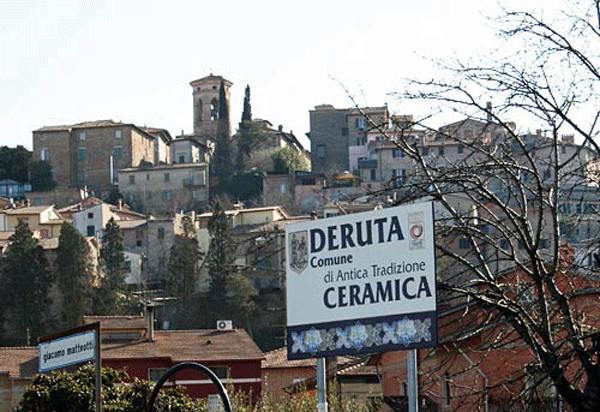 Bike Touring Umbria Deruta, Italy