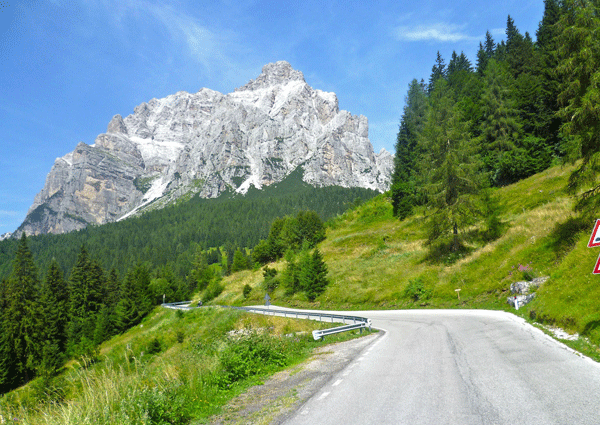 Passo Duran Bike Tour Dolomities