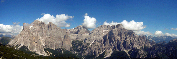 Hike Italy, Vie Ferrate in the Dolomites