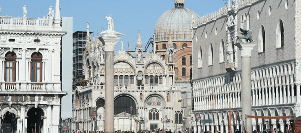 Bike Touring Italy, Venice and the Veneto