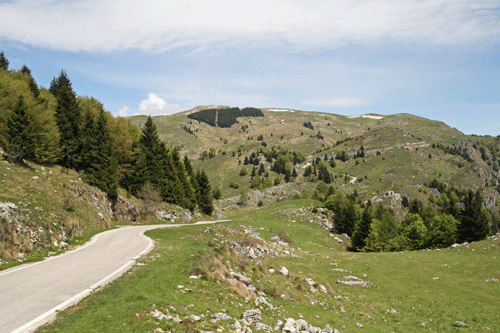 Bike Tour Italy, Monte Grappa