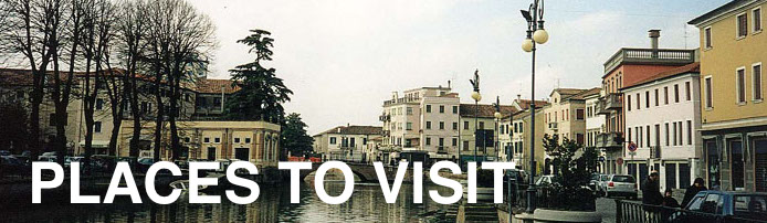 Places to Visit in the Venice Province