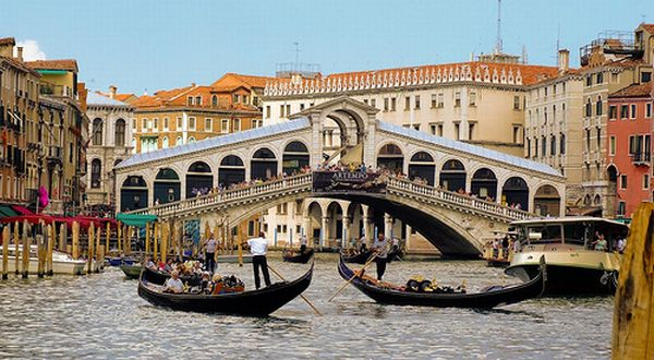 Picture of Venice's Grand Canal