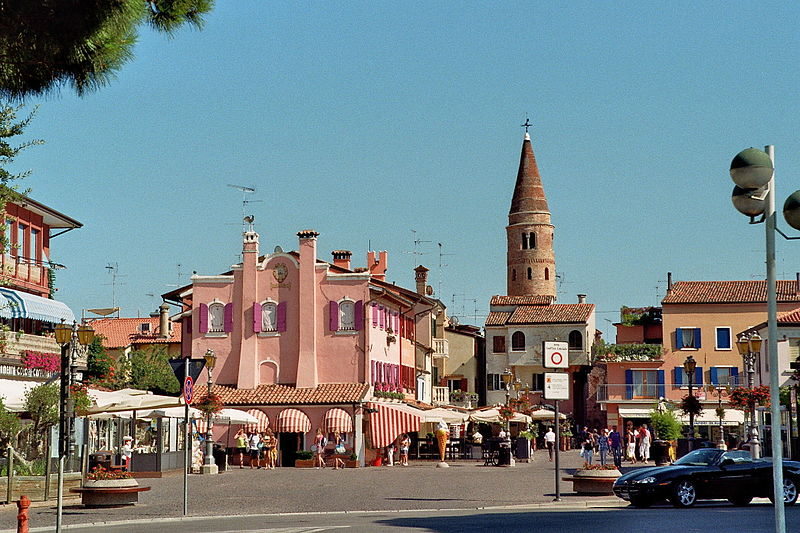 Caorle Italy