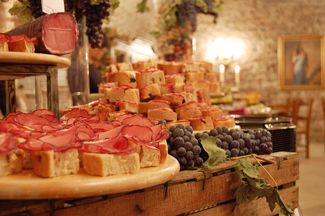 Food and Wine in Verona Province