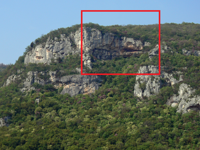 Photo of Brojon Strapiombi Rock Climbing Sector
