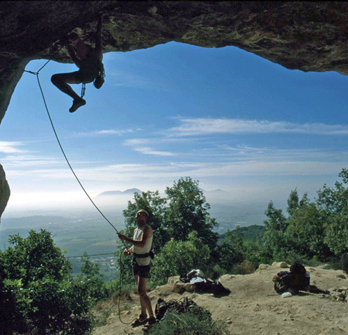 Rock Climbing Italy, Vicenza Province