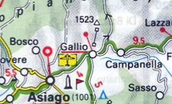 Gallio, Vicenza Province of Italy